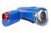 Trelock LS350 I-go Sport + LS710 Reego fietsverlichting blauw